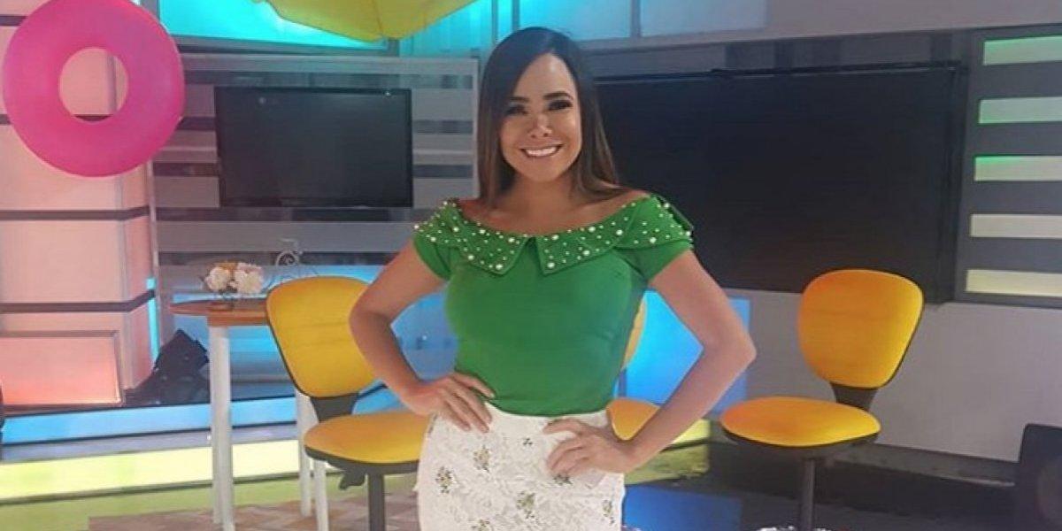 Adriana Sánchez se despide del Ecuador