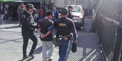 Capturados sindicados de asesinato