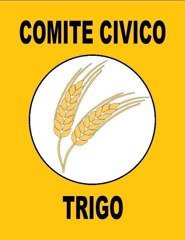 Logo del Comité Cívico Trigo. Foto: Facebook