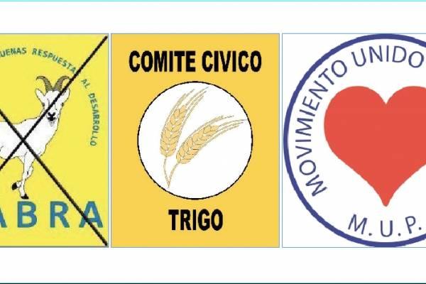 Comités Cívicos Trigo, Corazón, Cabra