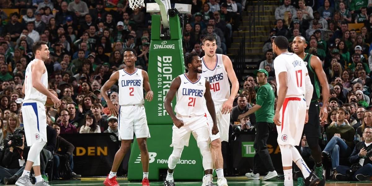 Resumen NBA: Clippers remontan 28 puntos para derrotar a Boston y Lakers tendrán reunión sobre cambios en el equipo