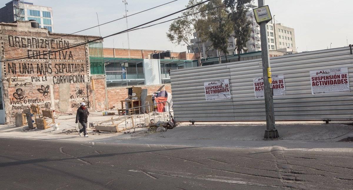 Los pisos de más que se hayan construido serán demolidos, Foto: Cuartoscuro