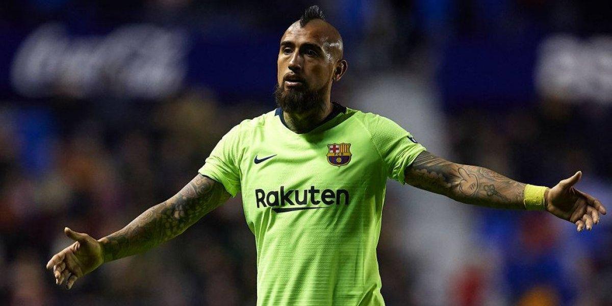Así vivimos el empate del Barcelona de Vidal ante el Athletic por la Liga