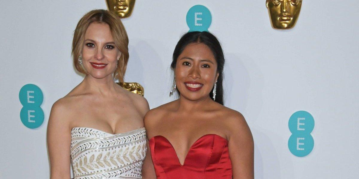 BAFTA 2019: Yalitza Aparicio y Marina de Tavira en la alfombra roja
