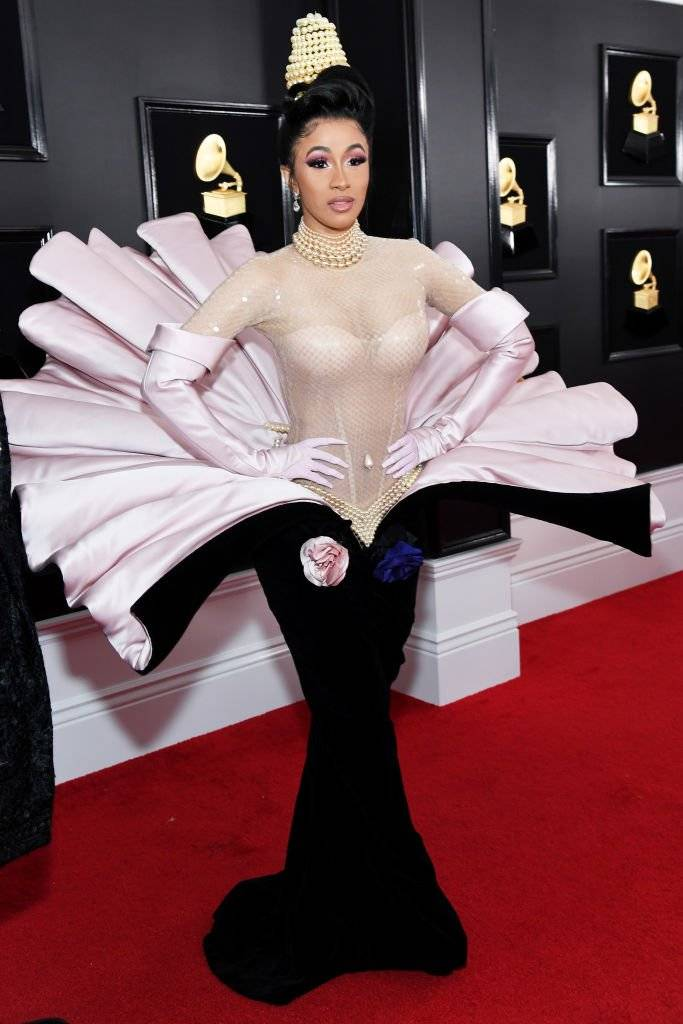 Cardi B Kevin Mazur/Getty Images
