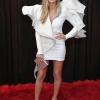 Heidi Klum|Grammy 2019