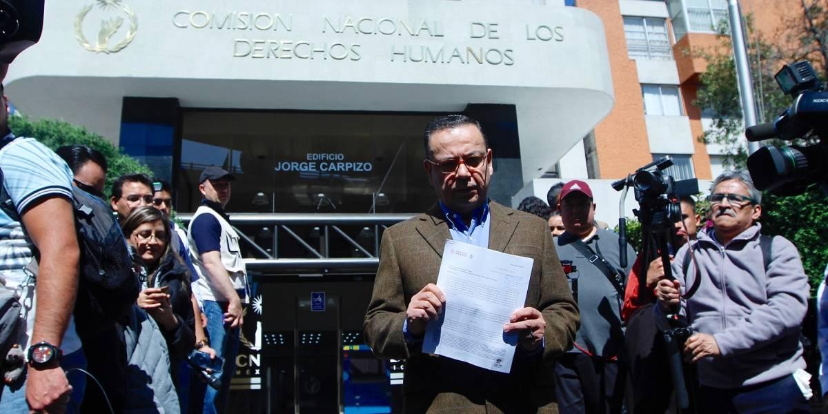 IMSS acude a la CNDH para continuar apoyo a víctimas de guardería ABC