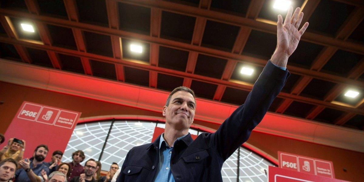 Trabajar por unidad de España no es enfrentar a españoles: Pedro Sánchez