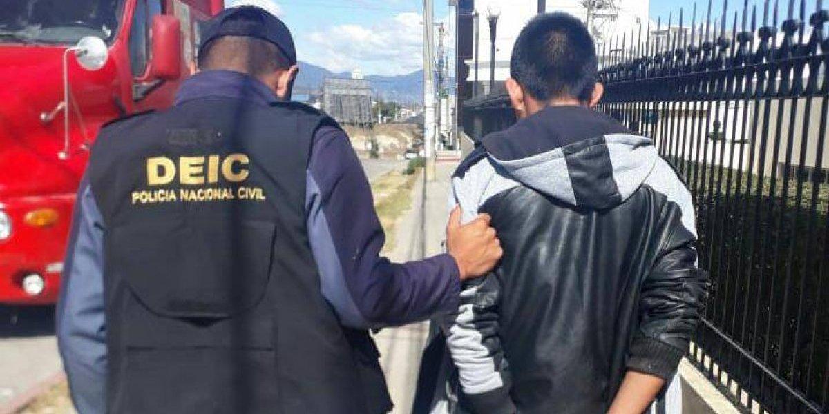 Presunto agresor sexual de un niño de 5 años es capturado