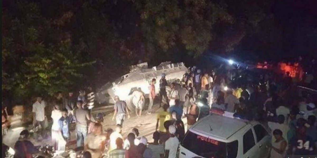Al menos 4 muertos y 8 heridos en un accidente de tráfico en Puerto Príncipe