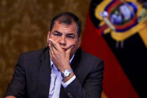 Gobierno rechaza a Correa de difundir falsas acusaciones a presidente Moreno