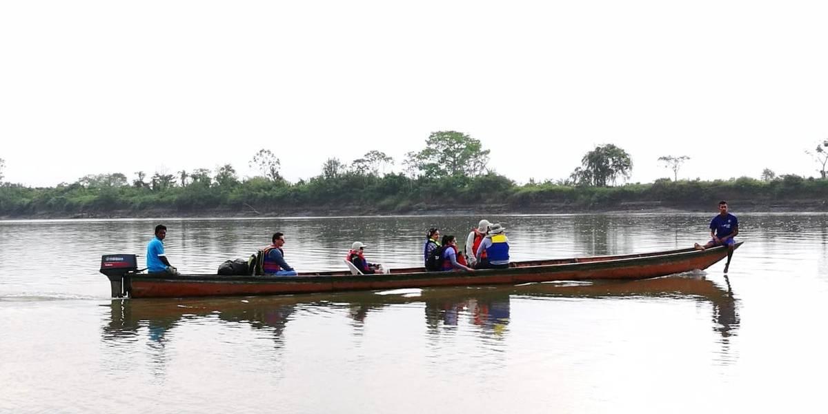 Piden a EPM que pague sueldo a pescadores afectados por la sequía del río Cauca