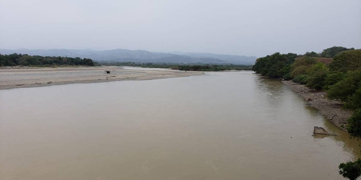 ¡Tristeza! Hallan cuerpos de dos niños en un río