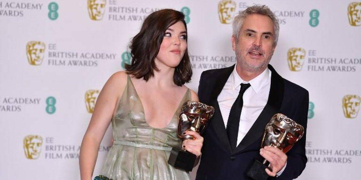 """¡""""Roma"""" sigue acumulando premios! La película mexicana se impone en la gala de los BAFTA"""