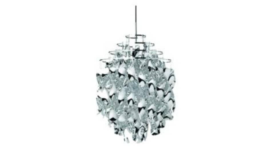 Lámpara de techo Spiral Precio: 48 mil 590 pesos Cortesía