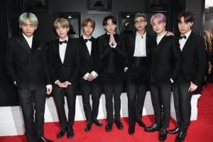 BTS/Grammy 2019