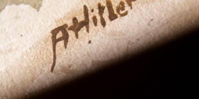 Objetos de Adolf Hitler para subasta
