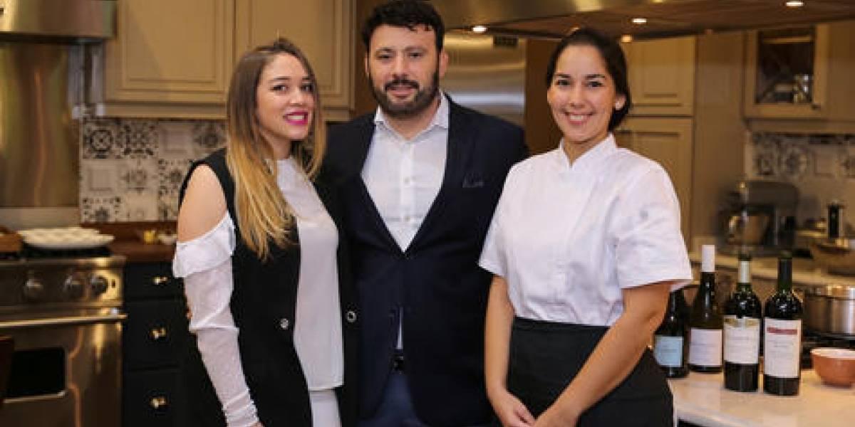 #TeVimosEn: Manuel González Cuesta y Supermercados Nacional celebran cooking show
