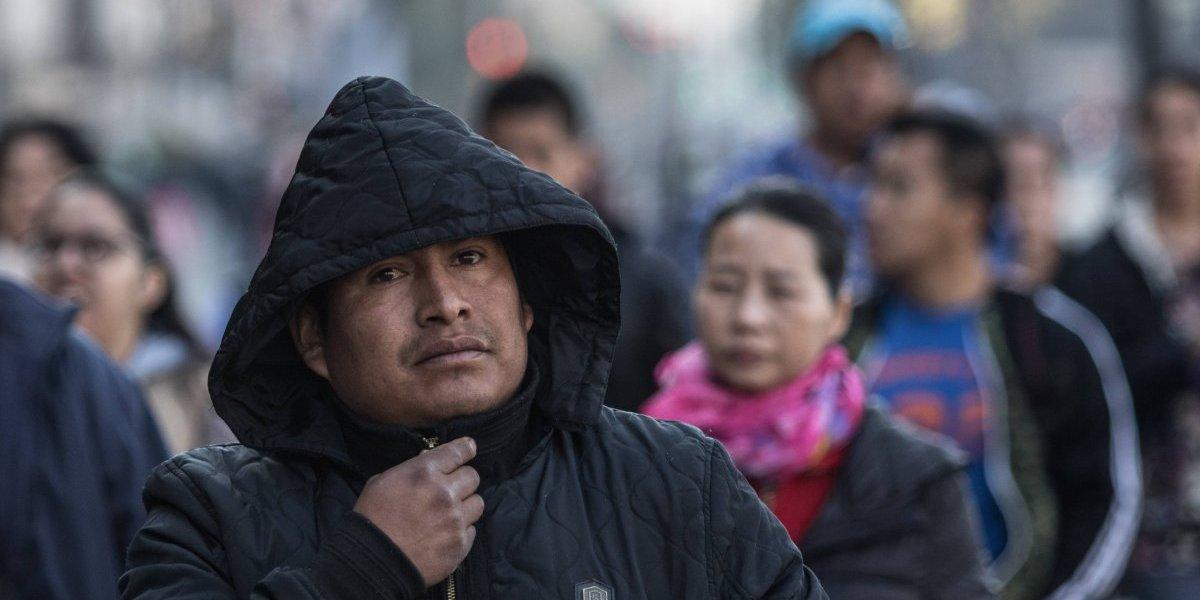 Frente frío 35 dejará de afectar al país, pero ingresará un nuevo sistema frontal