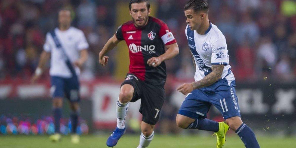Vigón disfruta su primer llamado a Selección Mexicana