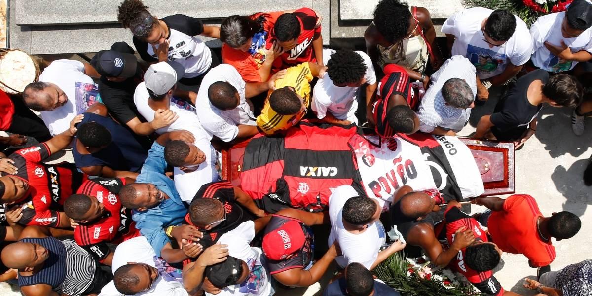 """Ar-condicionado do CT do Flamengo tinha """"gambiarra"""", segundo sobrevivente do incêndio"""