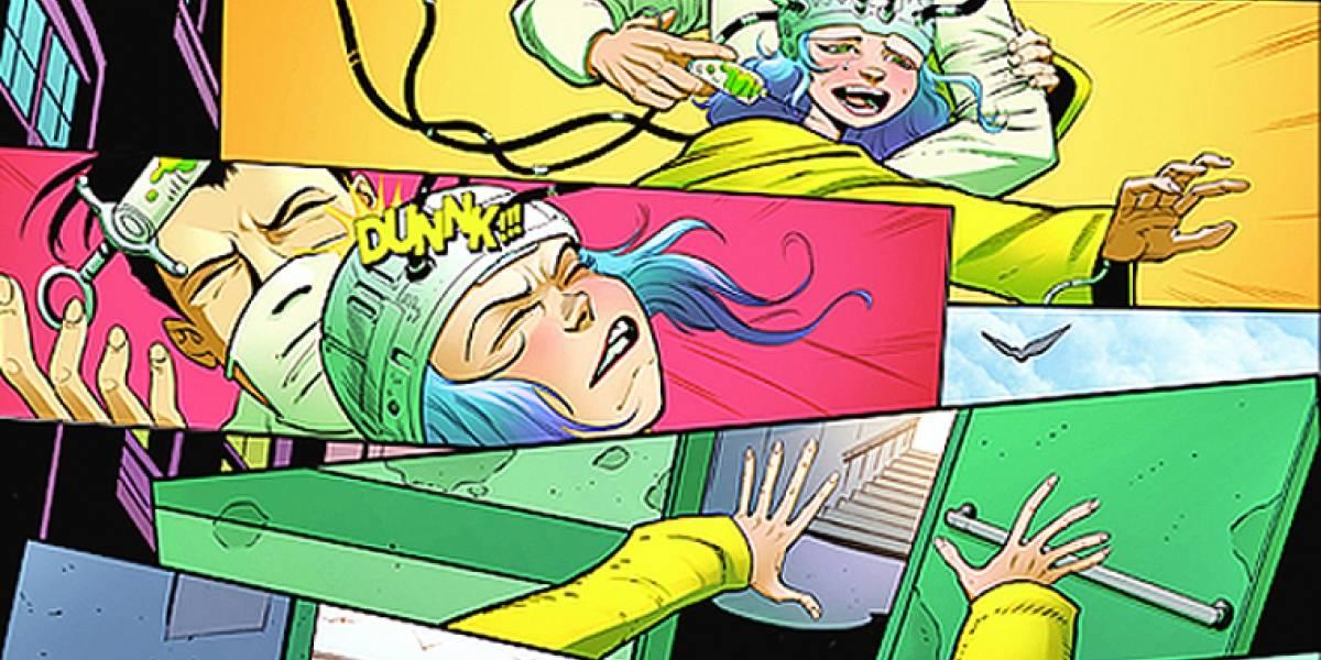 Com 'Adeus, Aurora', Supercombo lança álbum trilha sonora de HQ