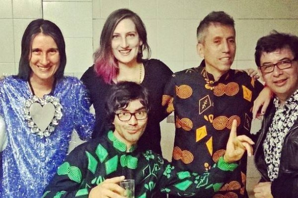 Grammy 2019: La creadora del traje que usó Andrea Echeverri