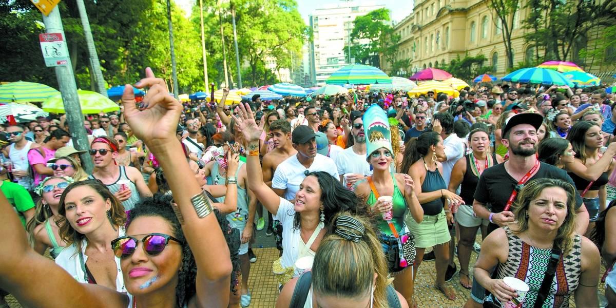Ensaios e festivais já antecipam o clima do Carnaval de rua de São Paulo