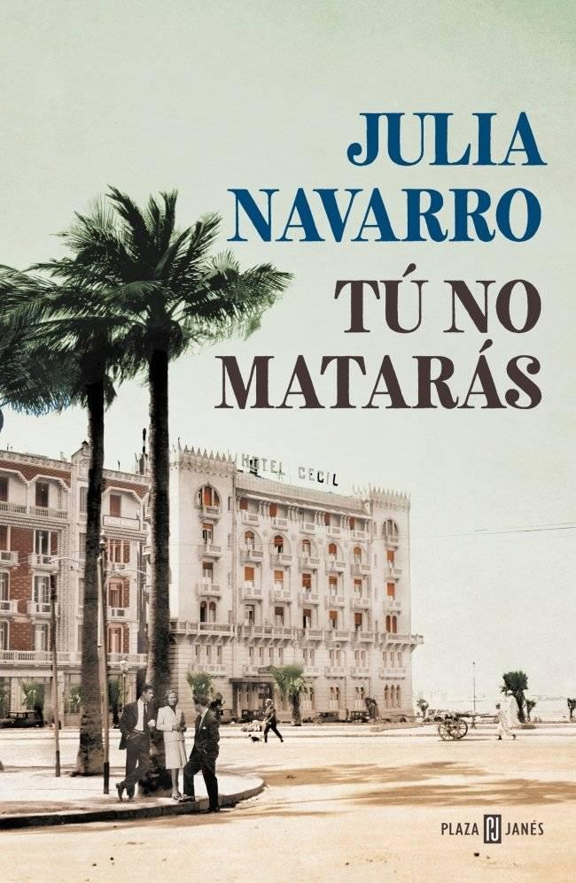Julia Navarro: Los libros son dar herramientas para ser ciudadanos más críticos