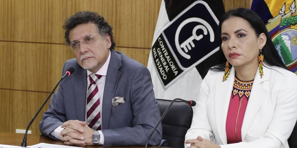 Contraloría General del Estado pidió destitución del asambleísta Hermuy Calle