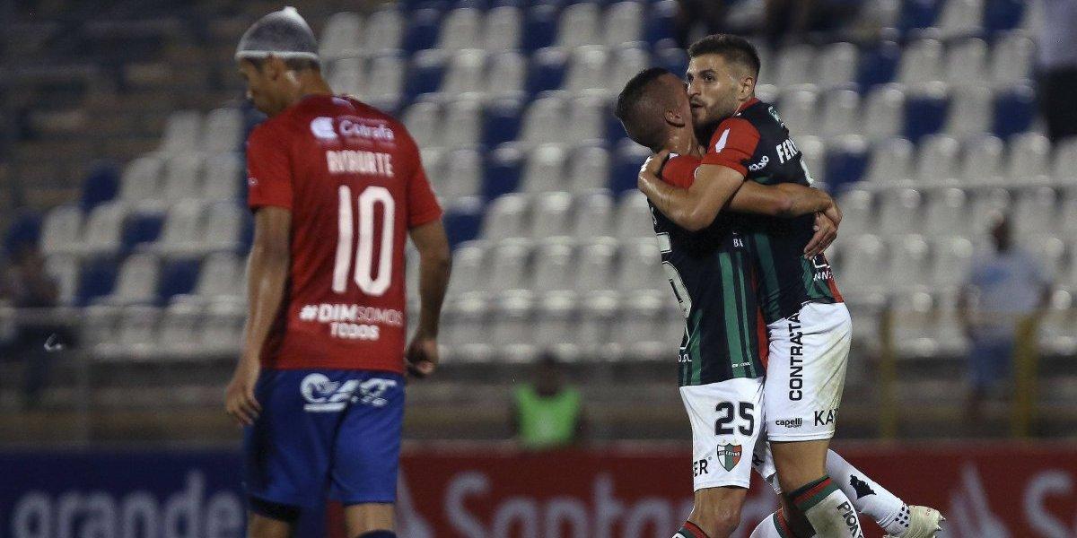 Palestino buscará un triunfo en su complicada visita a Medellín para avanzar a la siguiente fase de la Copa Libertadores
