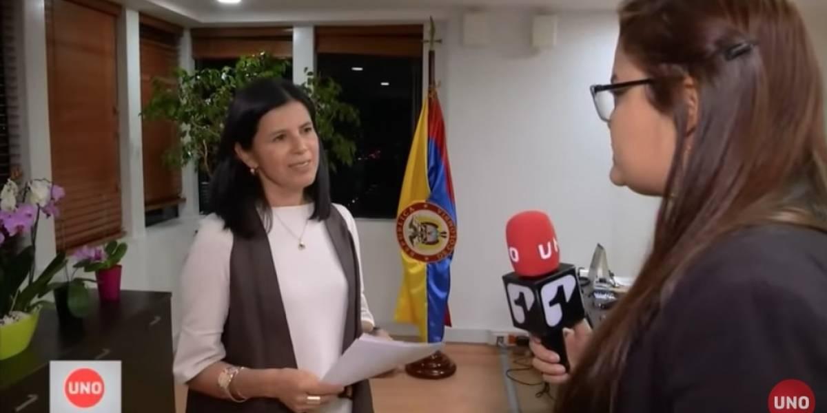 Asesores de directora del DNP cortaron entrevista a Noticias Uno por preguntas incómodas