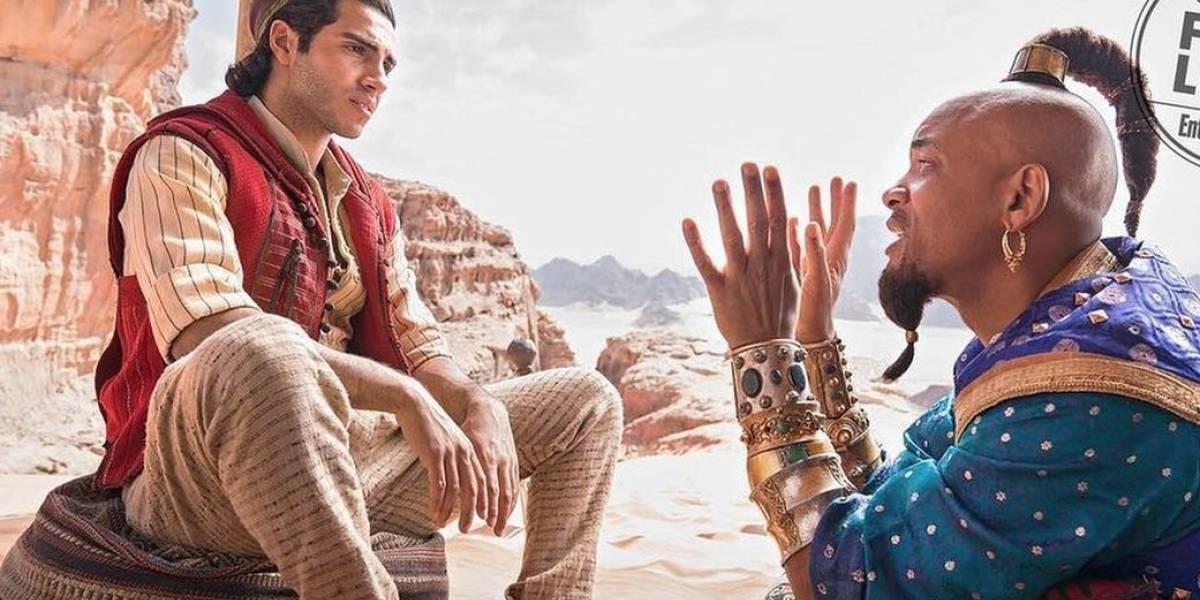 Aladino: así luce Will Smith en el primer tráiler extendido de la película
