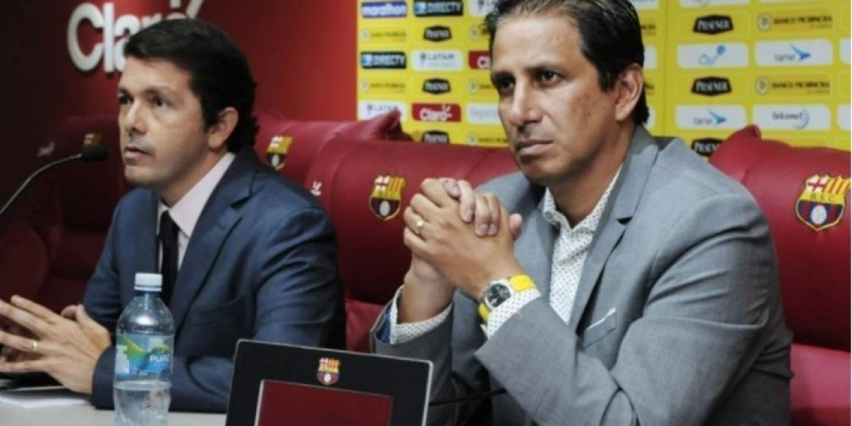Barcelona SC solicita a Conmebol que suspenda la Libertadores