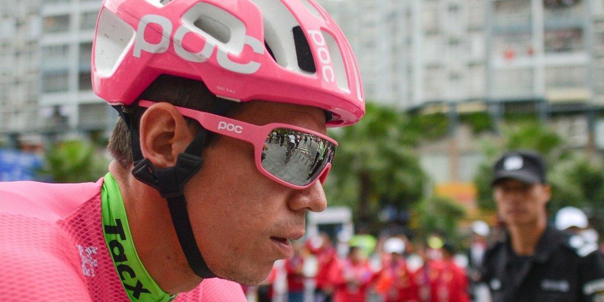 Clasificación de la etapa 1 del Tour Colombia 2.1