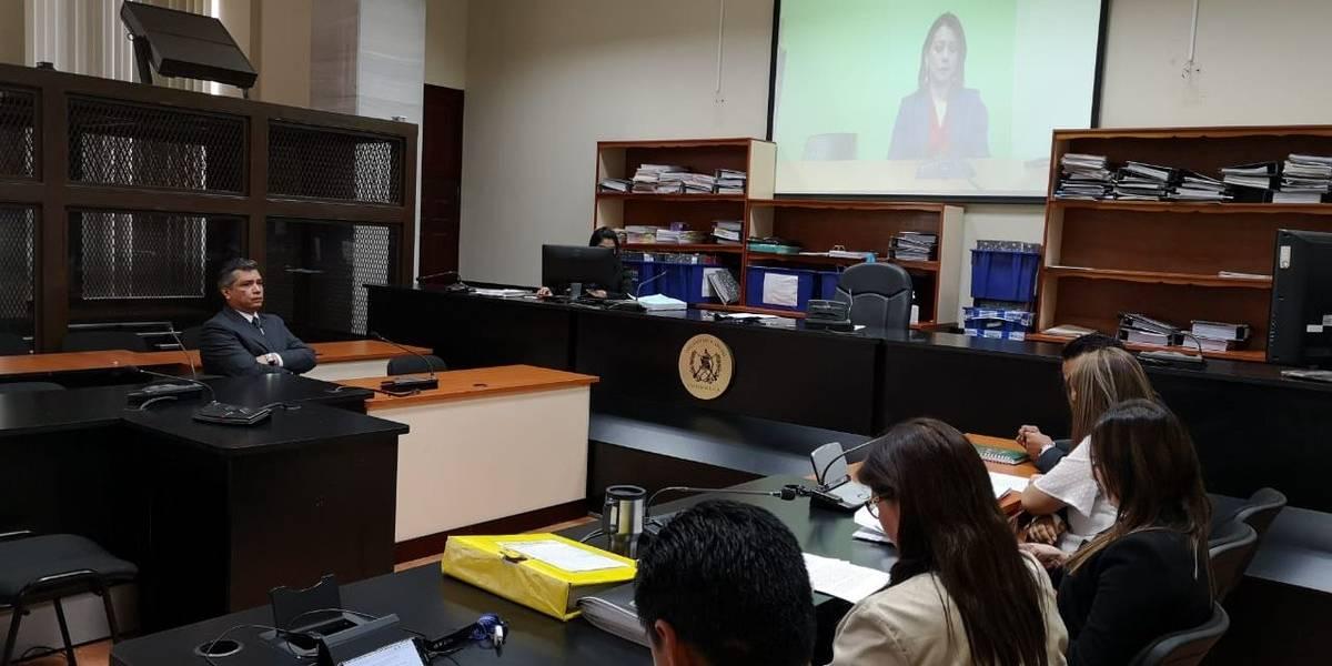CICIG comparece por videoconferencia en audiencia del caso TCQ
