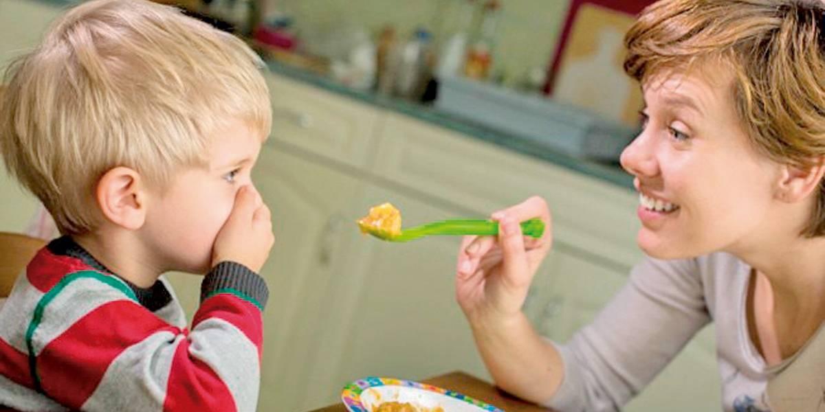 """""""Meu filhonão come nada!"""""""