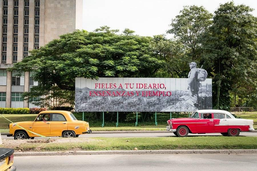60 años de la Revolución cubana Julián Delgado