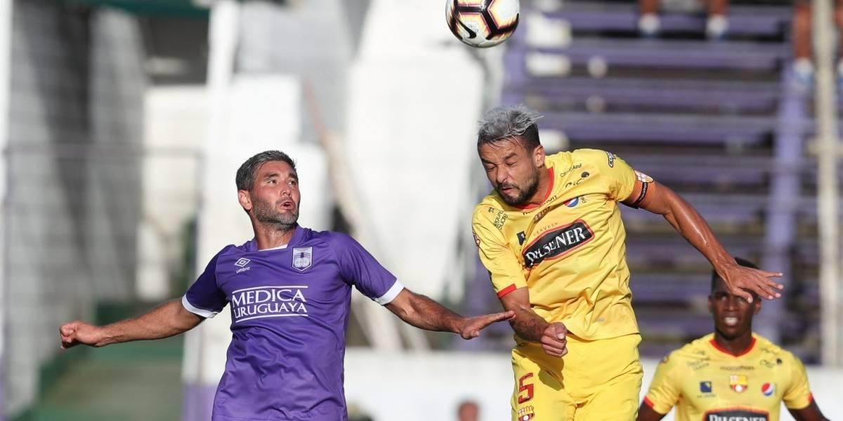 Defensor Sporting niega haber recibido la información de Sebastián Pérez desde Ecuador