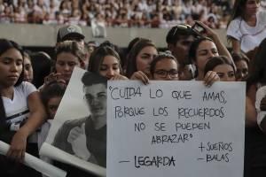 Despedida Legarda en Medellín