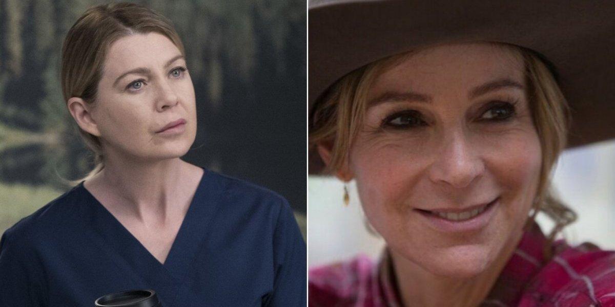 Grey's Anatomy: Jennifer Grey é confirmada nos próximos episódios da 15ª temporada