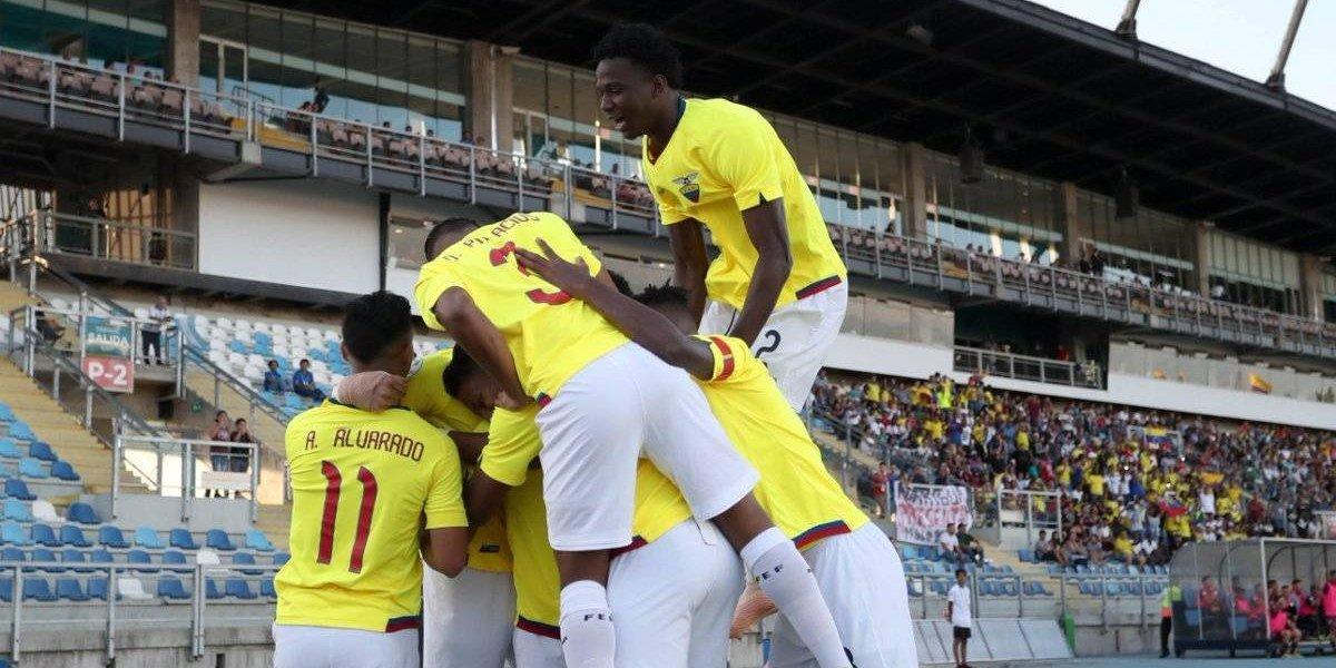Sudamericano Sub 20: Ecuador campeón y Argentina quedó 2° tras caer ante el eliminado Brasil