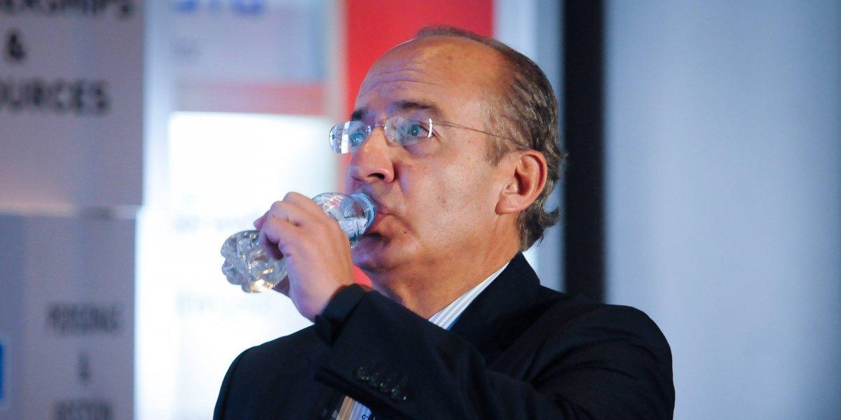 Calderón responde a AMLO sobre señalamientos vinculados a la CFE