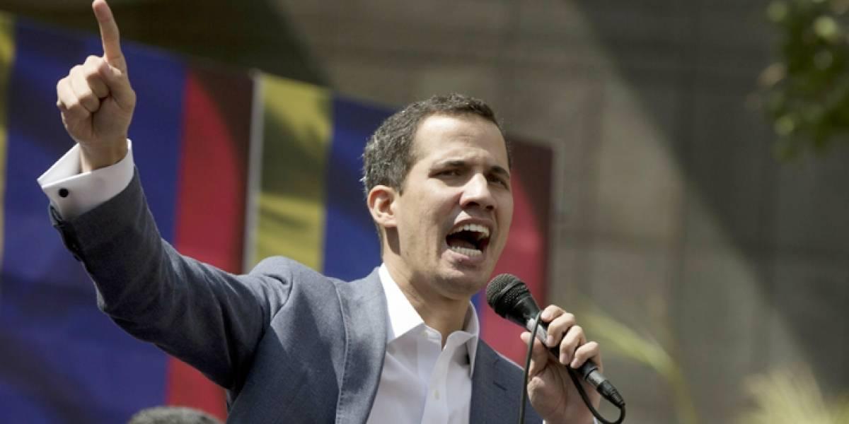Venezuela: Contraloría investiga a Juan Guaidó por supuesto financiamiento externo