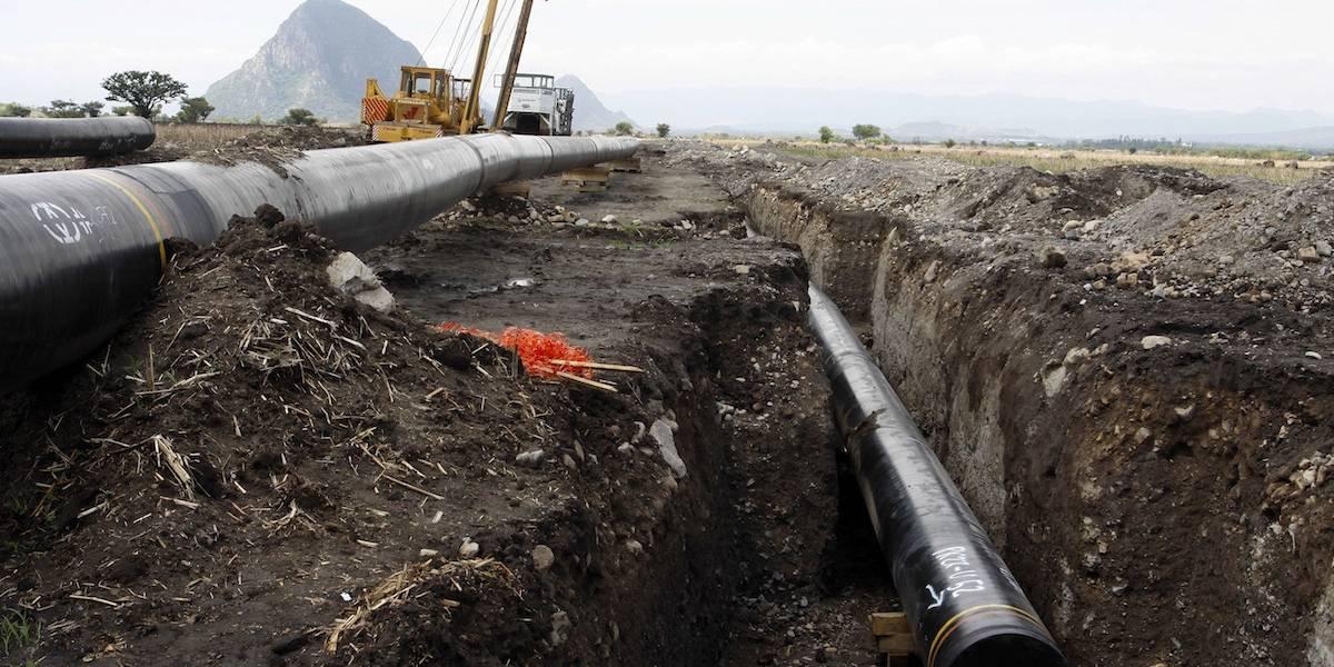 Interrupciones han retrasado construcción de gasoducto: Carso Energy