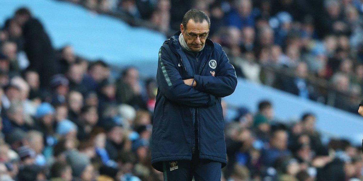 """El duro dardo contra el DT de Chelsea: """"Sarri convirtió al Chelsea en el Arsenal"""""""