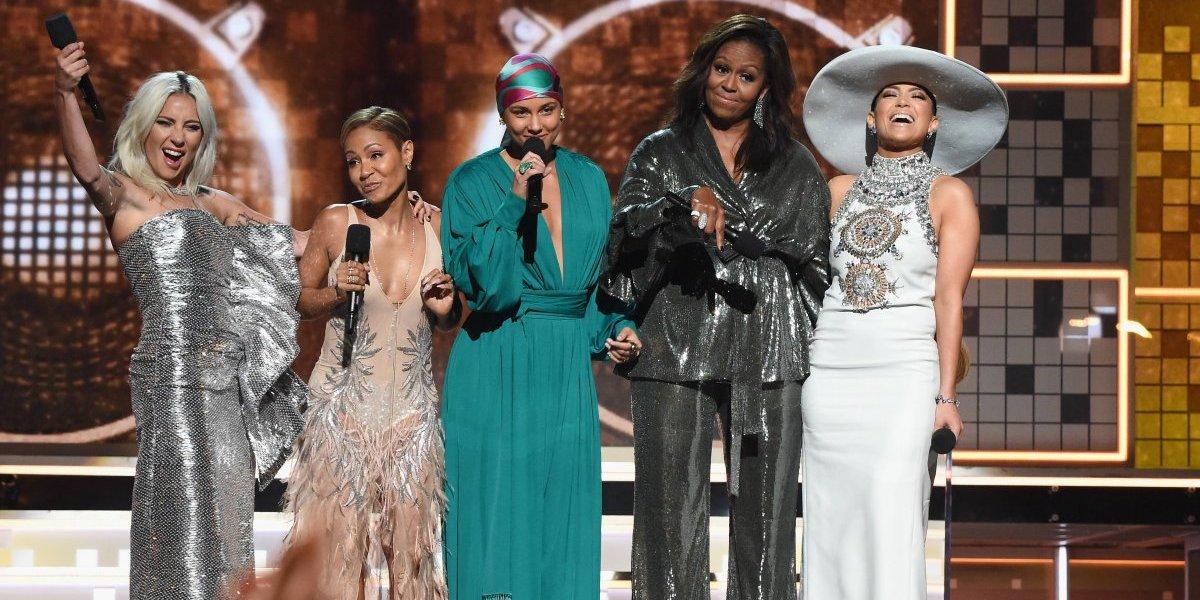 Así se vivió la noche de los Grammy Awards