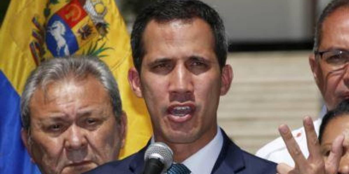 Inician investigaciones sobre patrimonio contra Guaidó