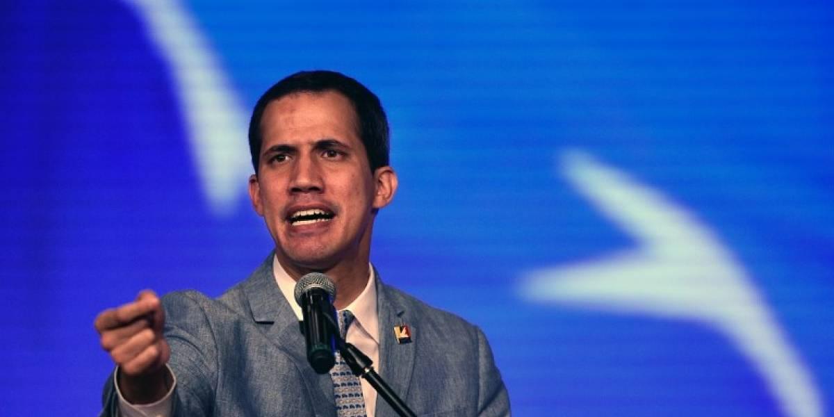 Guaidó pedirá apoyo a la OEA para organizar nuevas elecciones en Venezuela