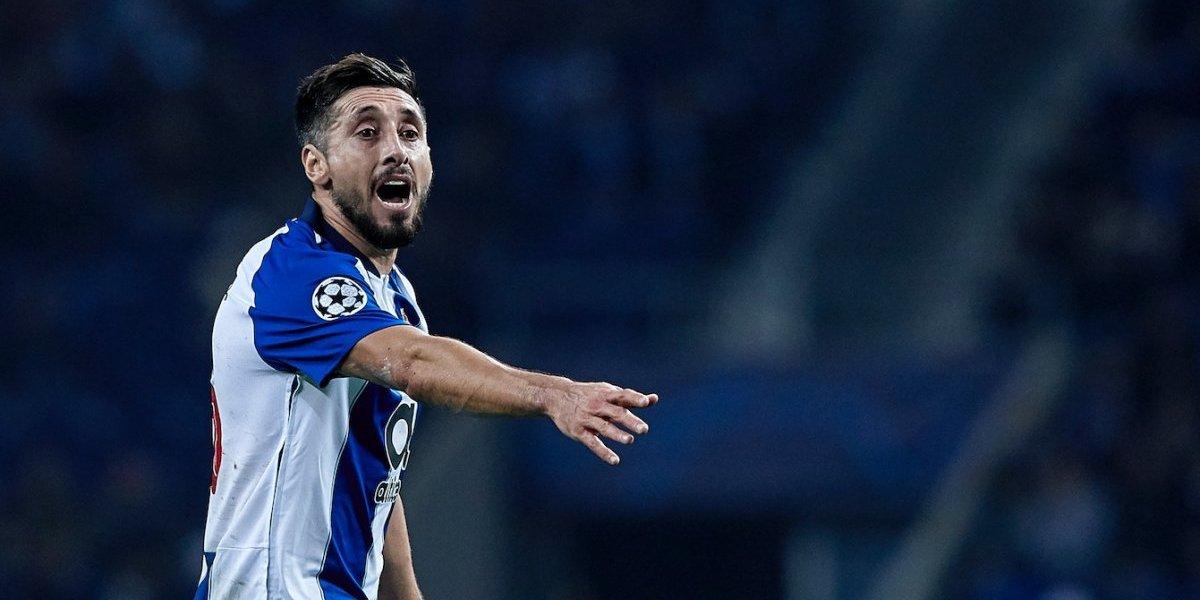 El futuro de Héctor Herrera estaría en la Liga de Francia